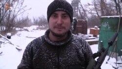 Бійці у Пісках привітали українців з новорічними святами віршем Франка (відео)