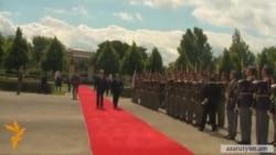 Պրահայում հանդիպել են Չեխիայի և Հայաստանի վարչապետները