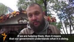 Muscovites Voice Support For Military Involvement In Syria