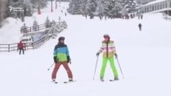 Лыжный сезон стартовал