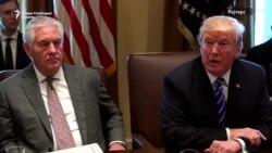 Белата куќа: Тилерсон останува државен секретар