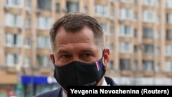 Чешкиот амбасадор во Русија, Витезслав Пивонка