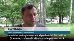 Ion Tăbârță: Măsurile de promovare a încrederii nu și-au atins scopul