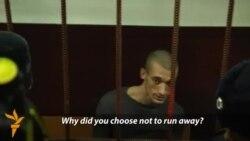 Russian Artist Slams FSB 'Terrorism'