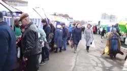 Казанда язгы авыл хуҗалыгы ярминкәсенә килүчеләр канәгать булуларын әйтә
