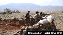 آرشیف، نیروهای امنیتی افغانستان در