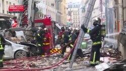 У Парижі через вибух газу загинули 4 людини – відео