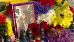 У Києві вшанували пам'ять воїна-співака Василя Сліпака (відео)