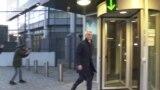 Mustafa napušta zgradu Specijalnog tužilaštva