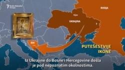Šta se sve desilo s ikonom za Lavrova?