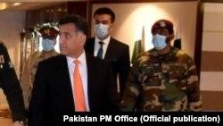 جنرال فیض حمید رئیس سازمان استخباراتی پاکستان (آیایسآی)