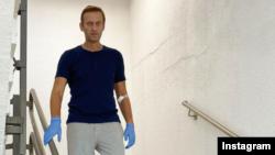 """Алексей Навальный в клинике """"Шарите"""""""