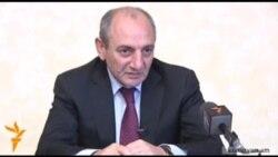 Բակո Սահակյան. Քարոզարշավն անցնում է քաղաքակիրթ պայմաններում