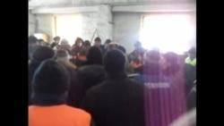 Сакавіцкі страйк у Мсціслаўскім ДБУ