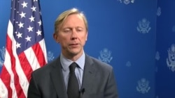 Brian Hook: U.S. Calls For E.U. Sanctions Over Iran's Missile Programme