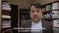 Rosian Vasiloi: incidentul din strâmtoarea Kerci readucere în discuție proiectul Novorosia