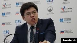 Темирлан Султанбеков.