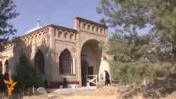 Оромгоҳи Мавлоно Юсуфи Ҳамадонӣ баъди сӯхтор