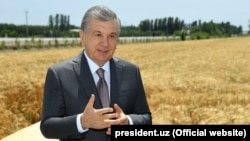 Presiden Uzbekistan Shavkat Mirziyoev (file foto)