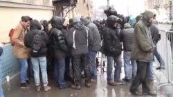 Убийство Немцова: арест подозреваемых