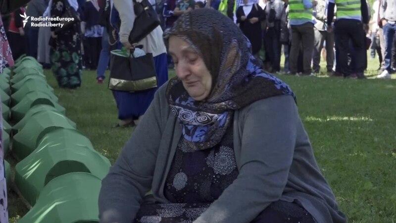 Serbian Lawmaker Calls Srebrenica Massacre 'Liberation,' Thanks Mladic For 'Brilliant Military Operation'