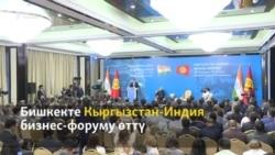 Кыргызстан менен Индиянын соодасы солгун