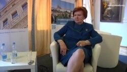 «Якщо Росія нападе на Латвію - це буде безглуздий крок», - екс-президент Латвії