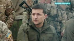 «Яж нелох!» Как Зеленский разоружал «Азов» на Донбассе