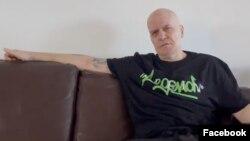 Кадър от видеото на Слави Трифонов