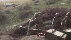 Lupte grele în Nagorno-Karabah