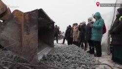 Шиес по-татарстански: противники МСЗ держат оборону в палаточном лагере