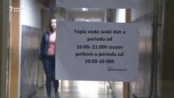 Jedno kupatilo na 20 sarajevskih studenata