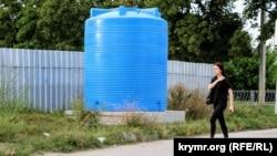 Нехватка пресной воды в Крыму. Хроника водного кризиса в фотографиях (фотогалерея)