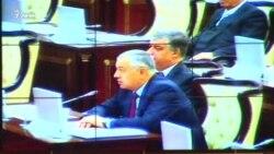 Parlamentdə 'Rusiyanın Azərbaycana təzyiqləri' söhbəti