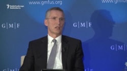 NATO Chief 'Certain' Trump Will Honor Security Commitments