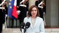 "Maia Sandu a retras ""Ordinul Republicii"" acordat lui Vlad Plahotniuc"