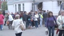 """""""Референдум"""" для жителей Донецка и Луганска в Москве"""