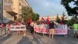 Protest zbog napada na studente u Novom Sadu