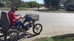 Уральский умелец-инвалид