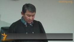 Журналист Сурганов шартты жазаға кесілді