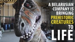 Belarusian Firm Brings Dinosaurs To Life