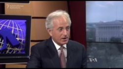 Corker: Revelations Of Putin's Wealth Are Destabilizing