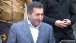 Маркар Оганян освобожден по амнистии