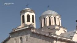 Obnovljene crkve na Kosovu
