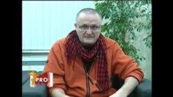 Mihai Ghimpu intrebat de Europa Libera