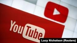 Logoja e kompanisë YouTube.