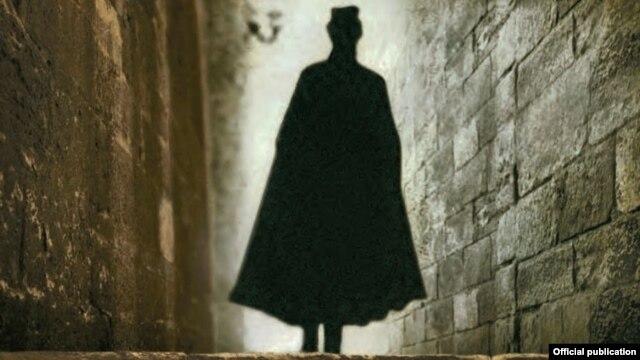"""Обложка книги Умберто Эко """"Пражское кладбище"""", издательство Bompiani"""