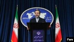عباس عراقچی، سخنگو و معاون وزارت امور خارجه ایران