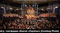 Мистецький проєкт «Ковчег «Україна» стартував торік