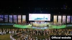 Празднование Навруза в Худжанде, 2015